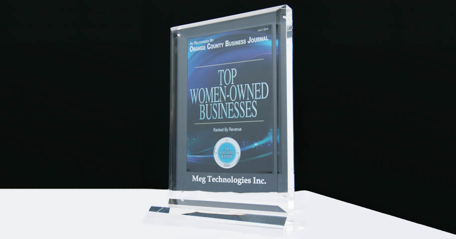 Top Women-Owned Business Award