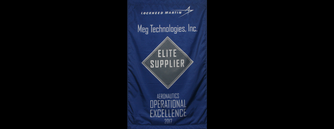Lockheed Elite Supplier 2017